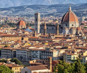 Returning To Florence,Italy